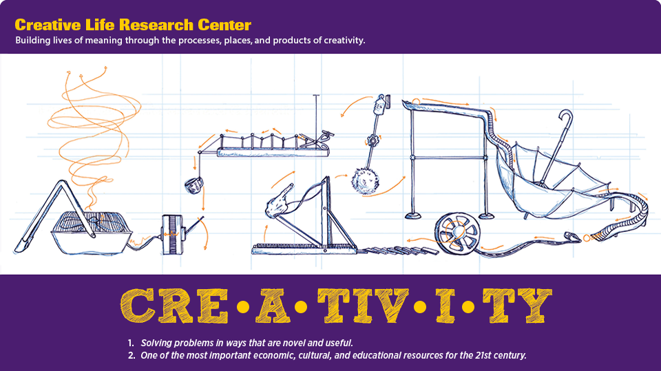 Creative Life Research Center Banner